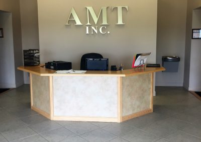 AMT Reception area common