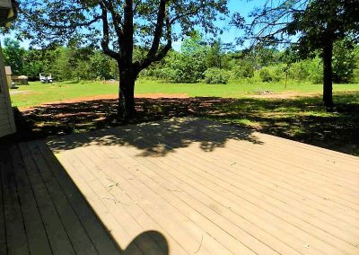 9 Deck and back yard-800