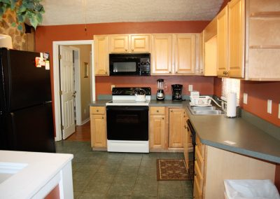 13 Guest House kitchen